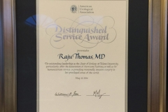 AUA2016DistinguishedServiceAward